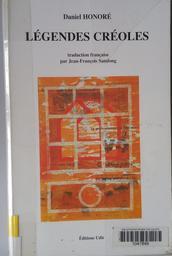 Légendes créoles t.2 : Lézann kréol   Honoré, Daniel (1939-....). Auteur