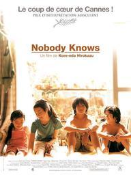 Nobody knows / Kore-eda Hirokazu, réal.   Kore-Eda, Hirokazu ((1962-....)). Monteur
