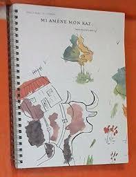 Mi amène mon kaz... = J'emmène ma maison... | Daleau, Laurence (1972-....). Auteur