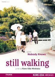 Still walking = Aruitemo aruitemo / Kore-eda Hirokazu, réal., scénario, montage   Kore-Eda, Hirokazu ((1962-....)). Metteur en scène ou réalisateur