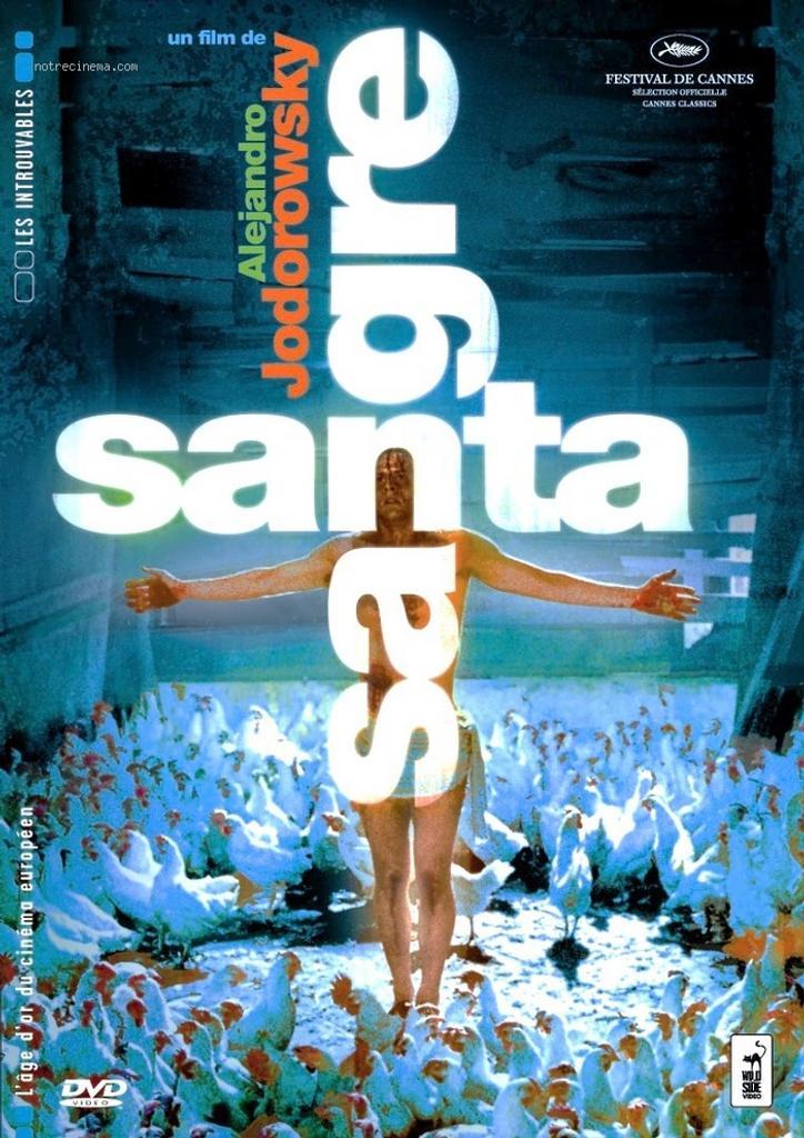 Santa Sangre : édition collector / Alejandro Jodorowsky, réal., scénario  
