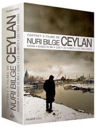 Coffret 5 films de Nuri Bilge Ceylan / Nuri Bilge Ceylan, réal., scénario | Ceylan, Nuri Bilge ((1959-....)). Auteur. Metteur en scène ou réalisateur. Scénariste