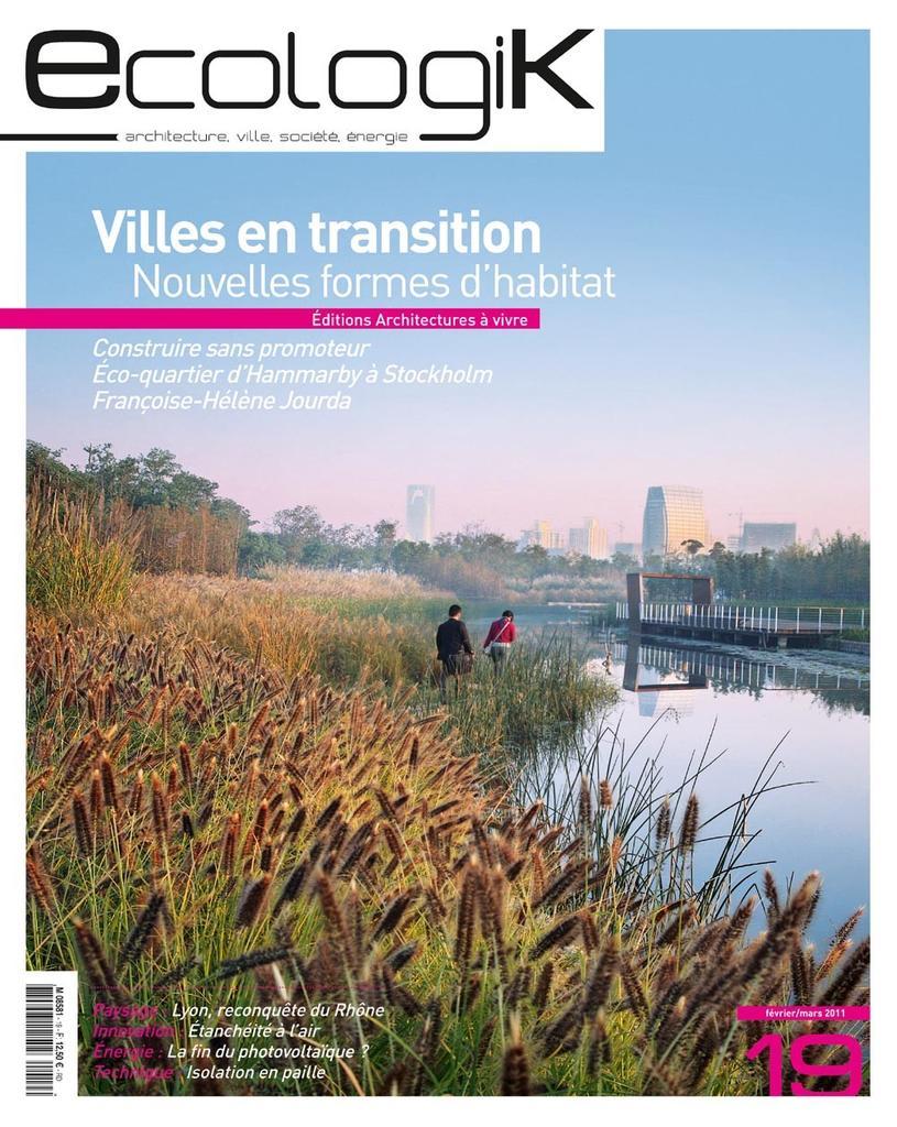 Ecologik. 19, février/mars 2011  