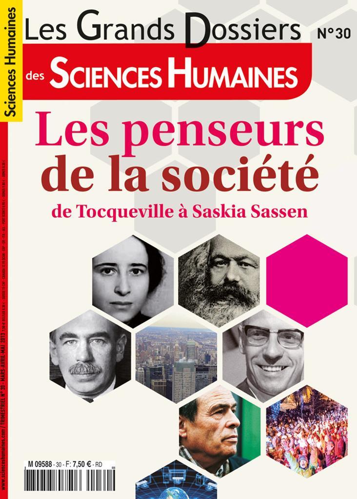 Les Grands dossiers des sciences humaines. 30, Mars - Avril - Mai 2013 |