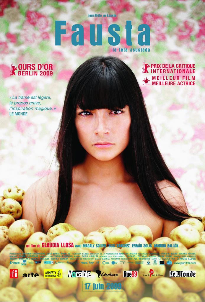 La teta asustada = Fausta / Claudia Llosa, réal., scénario  