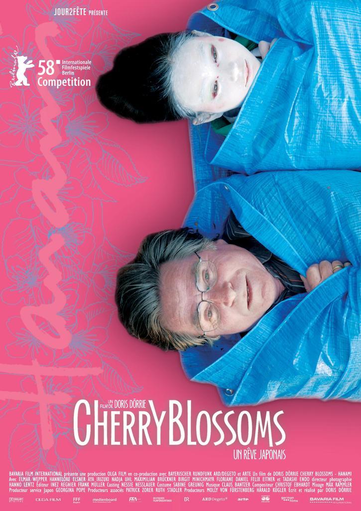 Cherry blossoms : un rêve japonais = Kirschblüten : hanami / Doris Dörrie, réal., scénario | Dörrie, Doris (1955-....). Metteur en scène ou réalisateur. Scénariste