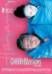 Cherry blossoms : un rêve japonais = Kirschblüten : hanami / Doris Dörrie, réal., scénario   Dörrie, Doris (1955-....). Metteur en scène ou réalisateur. Scénariste