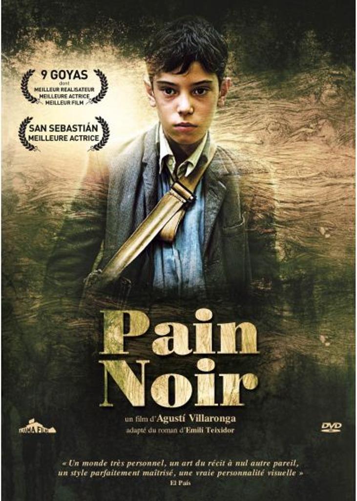 Pain noir = Pa negre / réalisé par Agusti Villaronga |