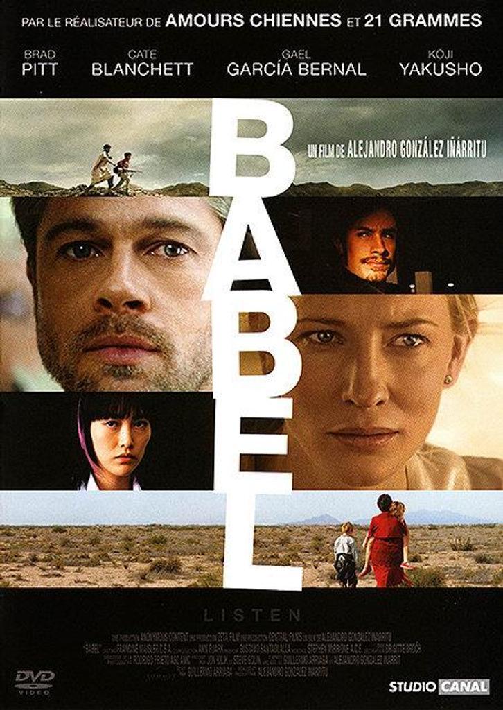 Babel / Alejandro Gonzales Inarritu, réal., idée orig.  