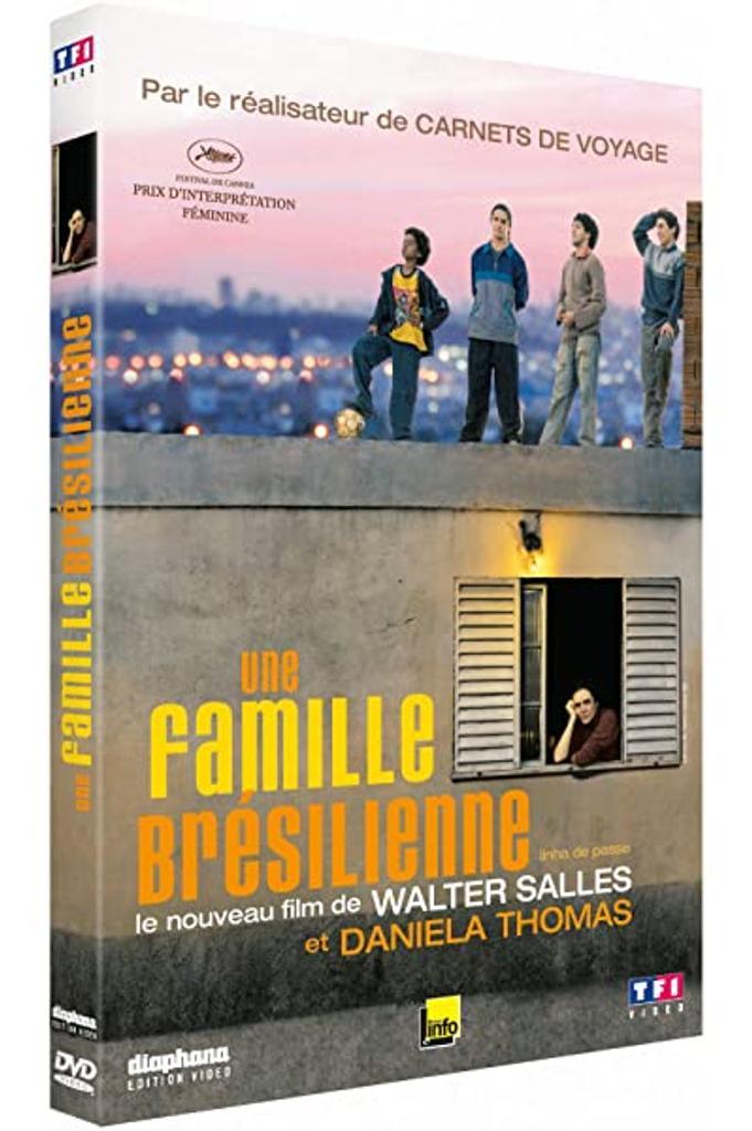 famille brésilienne (Une) = Linha de passe / Walter Salles, réal.  