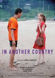 In another country / Hong Sangsoo, réal., scénario | Sang-soo, Hong. Auteur