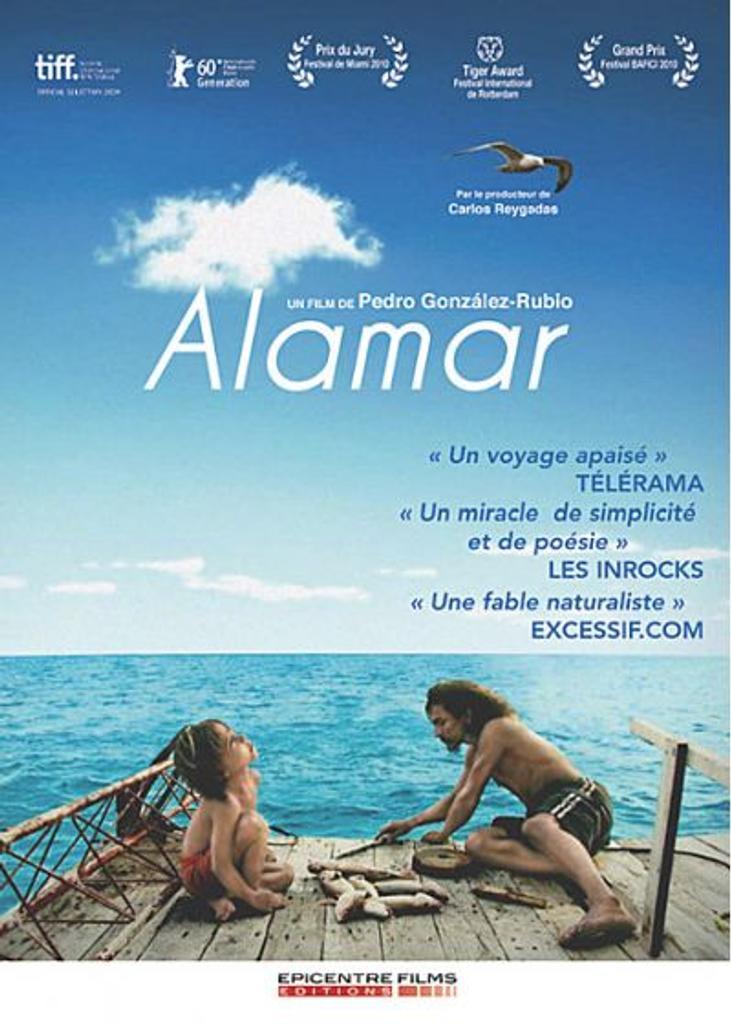Alamar / Pedro Gonzalez-Rubio, réal.   Gonzalez-Rubio, Pedro. R. Monteur. Scénariste. Metteur en scène ou réalisateur