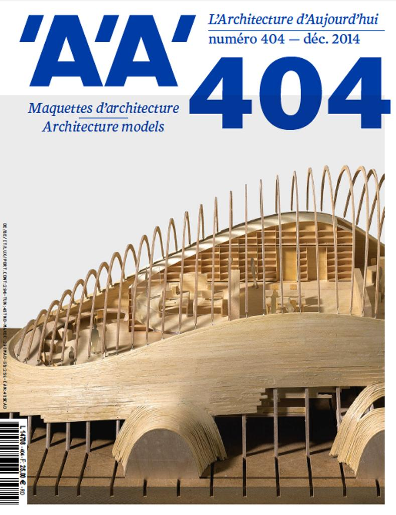 'A'A'. 404, Décembre 2014  