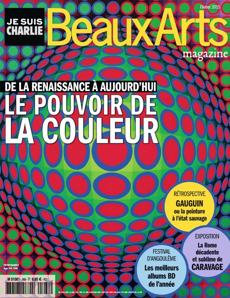 BEAUX ARTS magazine. 368, Février 2015 |