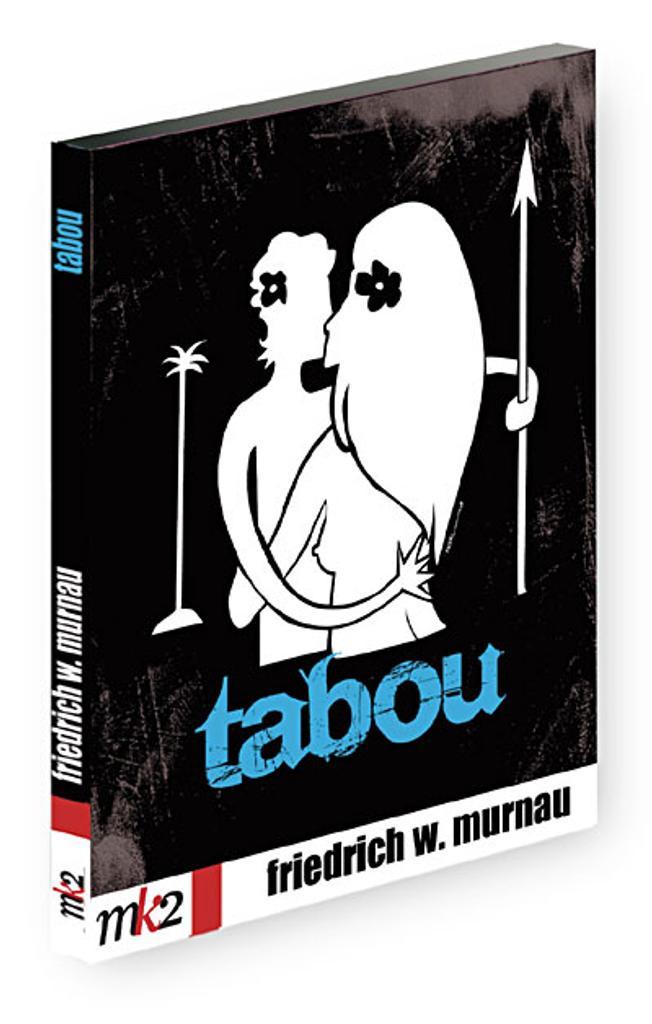 Tabou = Tabu : a story of the South Seas / Friedrich W. Murnau, réal. | Murnau, Friedrich Wilhelm (1888-1931). Monteur. Scénariste. Metteur en scène ou réalisateur