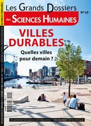 Les Grands dossiers des sciences humaines. 40, Septembre - Octobre - Novembre 2015 |