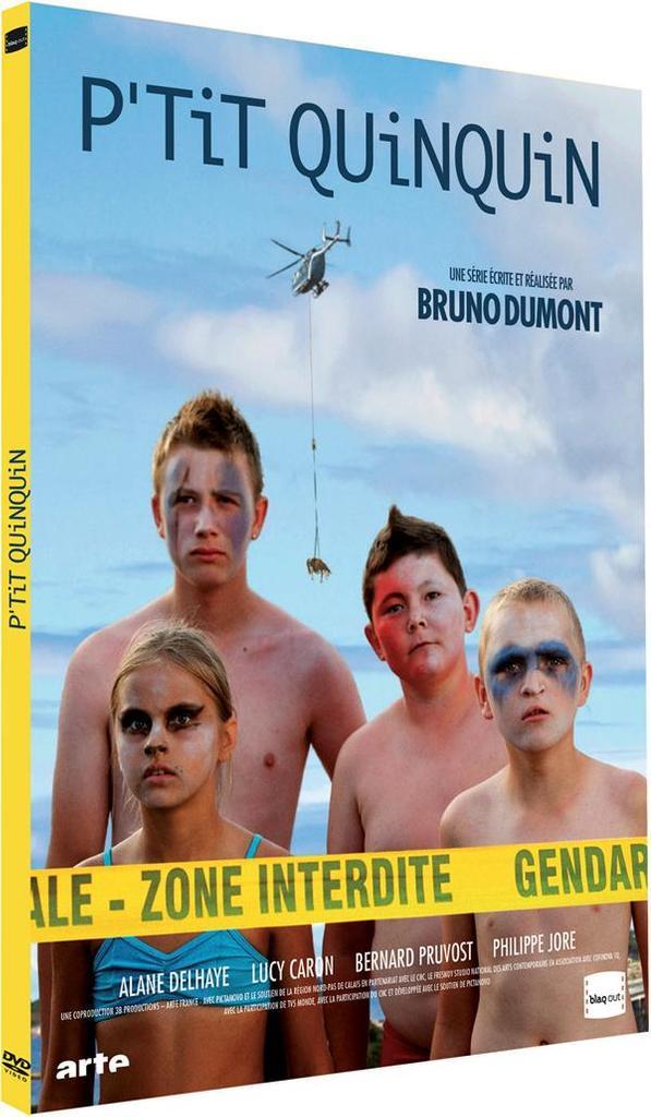 P'tit Quinquin / Bruno Dumont, réal., scénario  