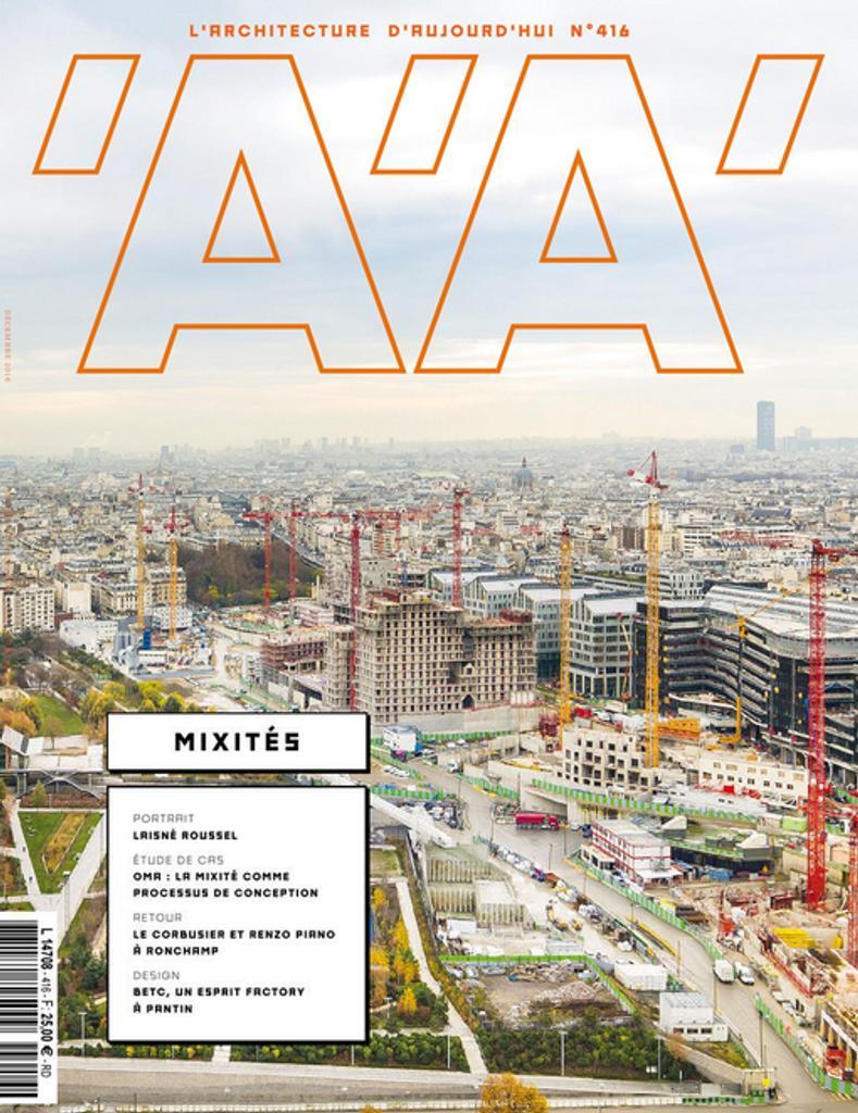 'A'A'. 416, Décembre 2016  