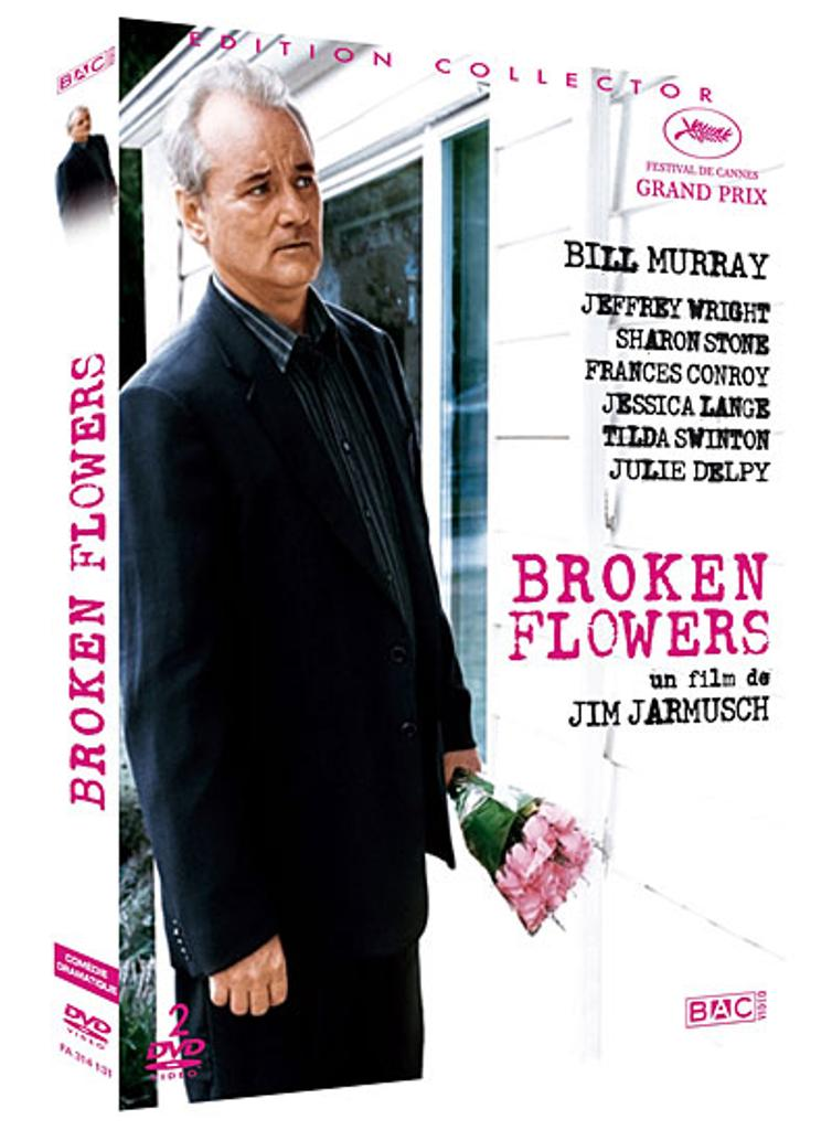 Broken flowers / Jim Jarmusch, réal.  