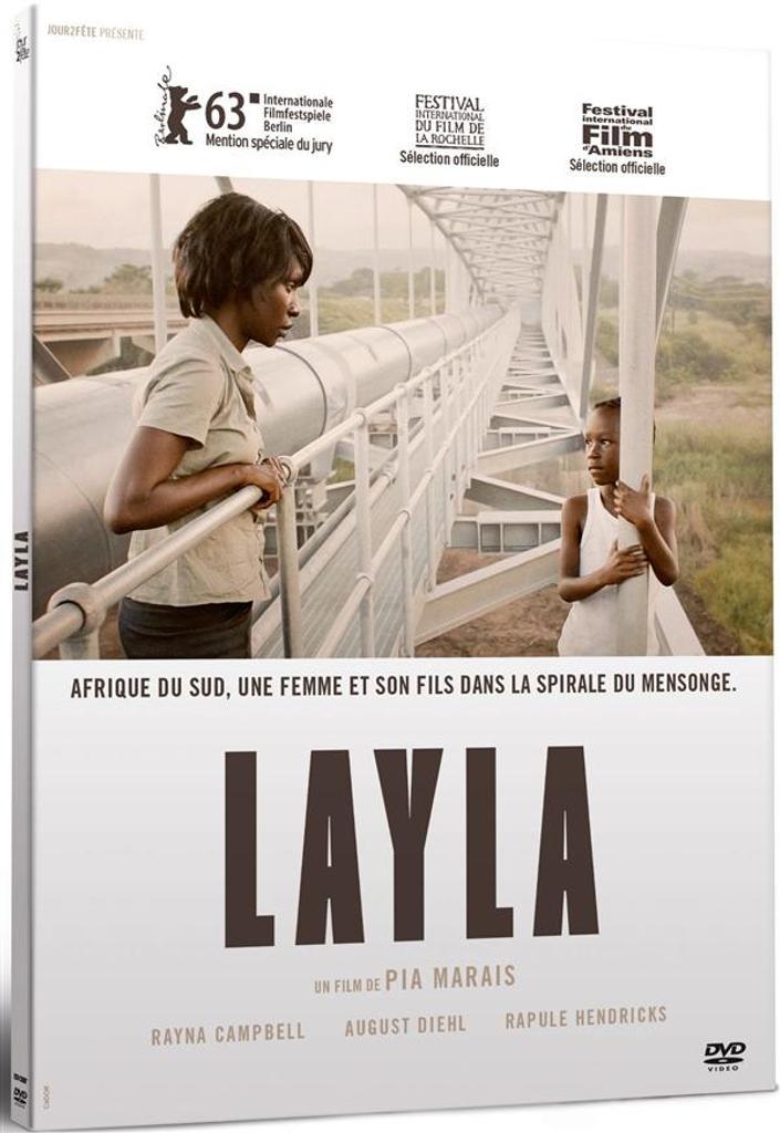 Layla Fourie = Layla / Pia Marais, réal., scénario  