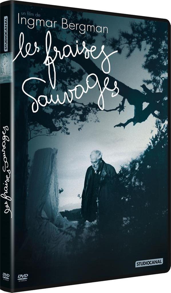 Les fraises sauvages / un film de Ingmar Bergman  