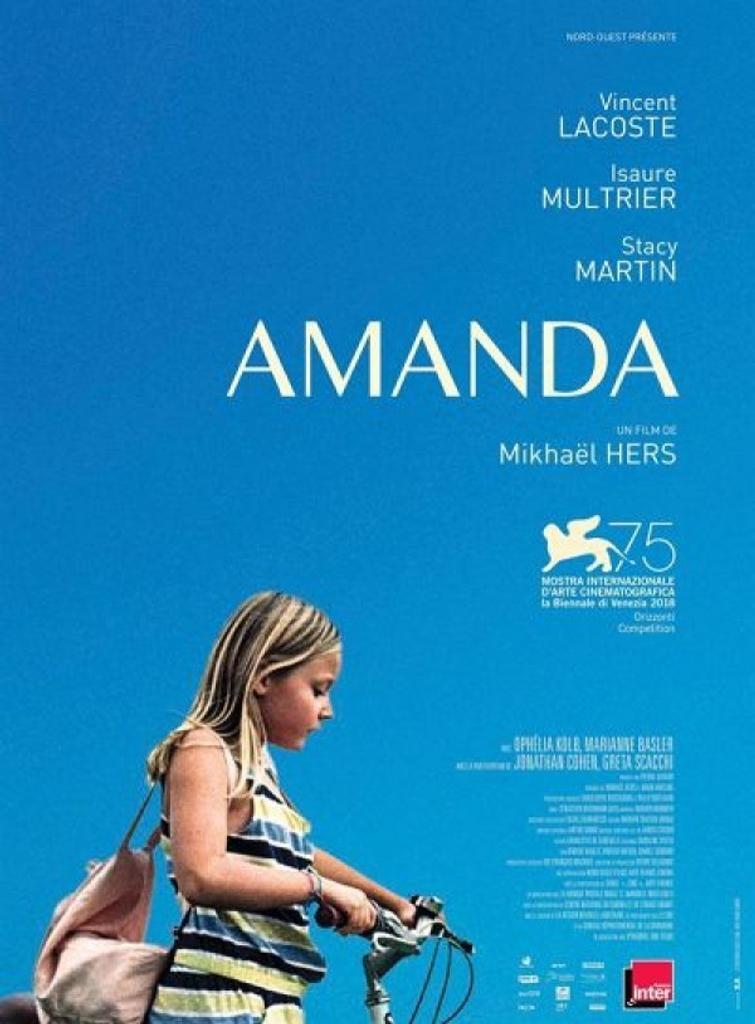Amanda / Mikhaël Hers, réal. |