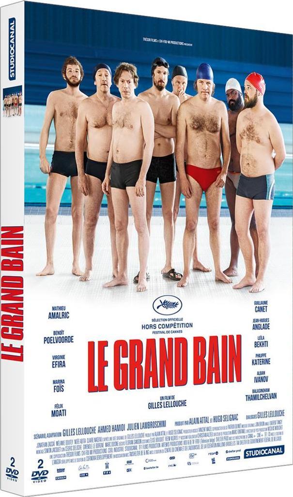Le Grand bain / Gilles Lellouche, réal. |