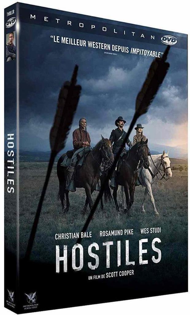 Hostiles / Scott Cooper, réal. |