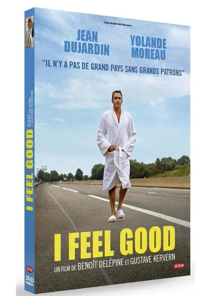 I feel good / Benoit Delépine, Gustave Kervern réal. |