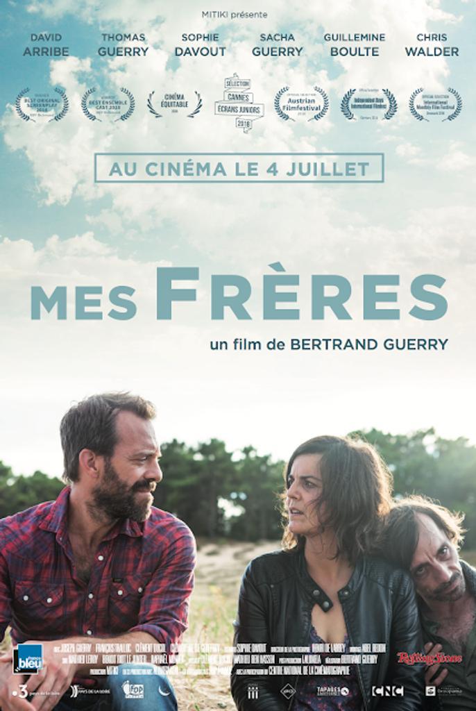 Mes frères / Bertrand Guerry, réal. |