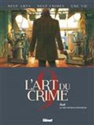 L' art du crime . 9, Rudi / scénario Marc Omeyer & Olivier Berlion   Berlion, Olivier (1969-....). Illustrateur. Scénariste