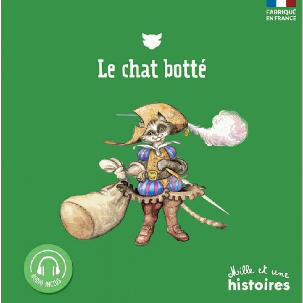 Le chat botté / adaptation Geneviève Noël |