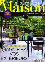 LE JOURNAL DE LA MAISON. 523, 06/2020 |
