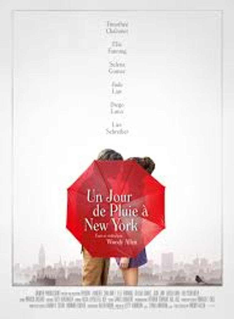 Un Jour de pluie à New York / Woody Allen, réal.  