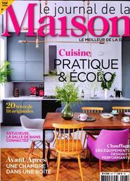 LE JOURNAL DE LA MAISON. 527, 10/2020 |