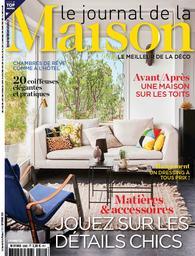 LE JOURNAL DE LA MAISON. 526, 09/2020 |