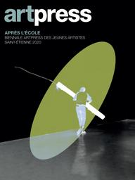 Art press. HS Après l'école – Biennale artpress des jeunes artistes – Saint-Étienne 2020, Septembre-Octobre 2020 |