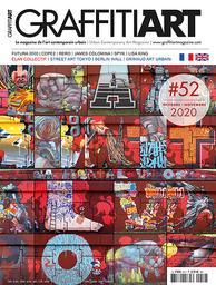 Graffiti Art magazine. 52, Octobre - Novembre 2020 |
