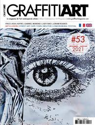 Graffiti Art magazine. 53, Décembre 2020- Janvier 2021 |