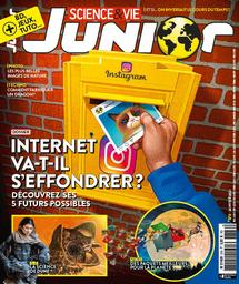 Science et vie junior. 376, 01/2021 |