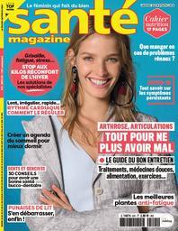 Santé magazine. 541, 01/2021 |