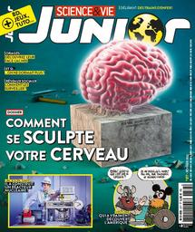 Science et vie junior. 377, 02/2021 |