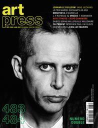 Art press. 483-484, Décembre 2020 - Janvier 2021 |