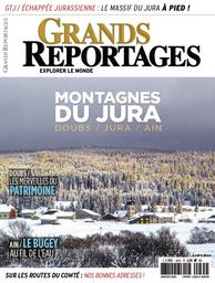 Grands reportages. 483, 01/2021 |