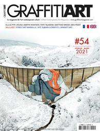 Graffiti Art magazine. 54, Février - Mars 2021 |