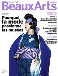 BEAUX ARTS magazine. 436, Octobre 2020 |