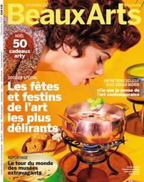 BEAUX ARTS magazine. 438, Décembre 2020  