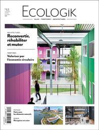 Ecologik. 63, Septembre - Octobre - Novembre 2019  