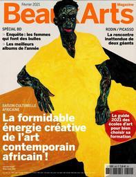BEAUX ARTS magazine. 440, Février 2021  