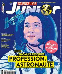 Science et vie junior. 379, 04/2021 |